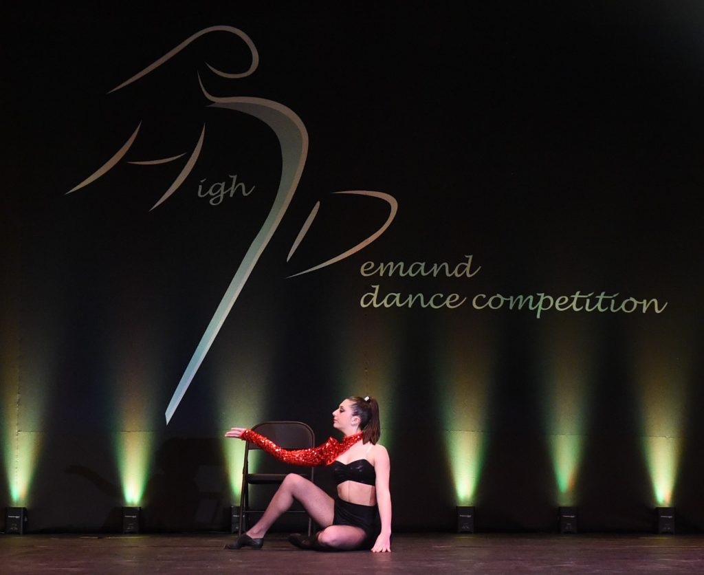 hd performance lighting high demand dance competition